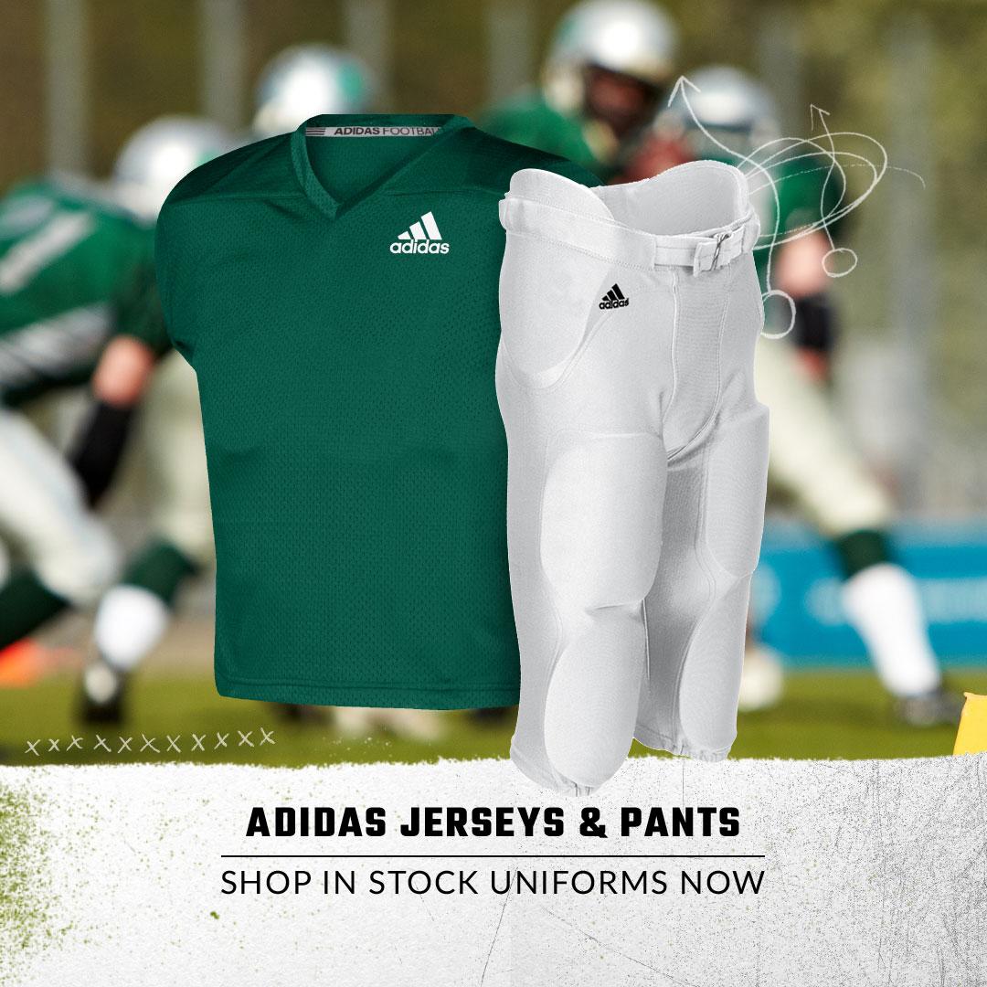Adidas Football Uniforms