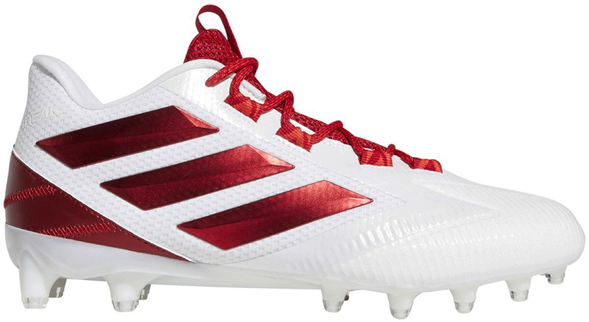Adidas Men S Freak Carbon Low Molded Football Cleats