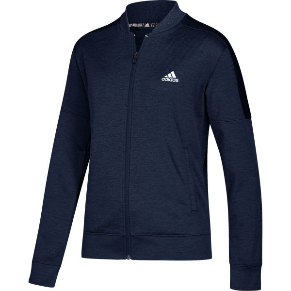Adidas Women's Team Issue Bomber Fleece Jacket