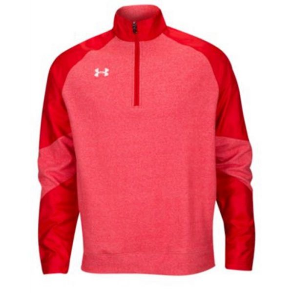 Under Armour Men's Team Performance Fleece 1/4 Zip Pullover