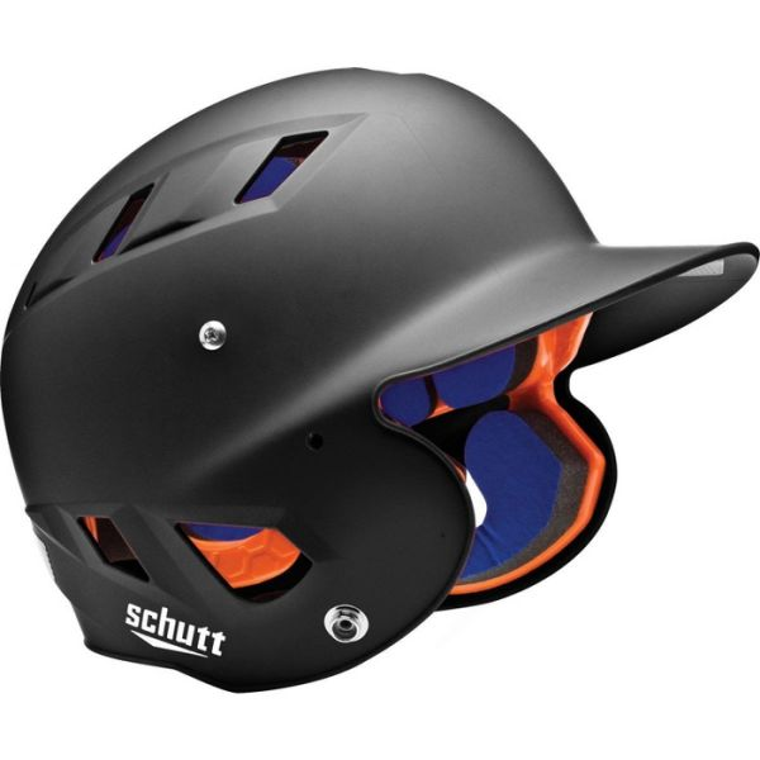 Schutt AiR 5.6 Softball Batting Helmet with Snaps