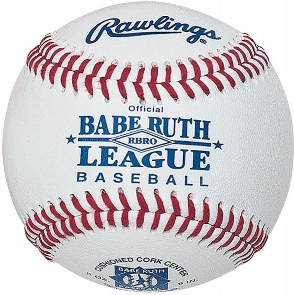 BABE RUTH LEAGUE BASEBALL DZ RBRO DZ