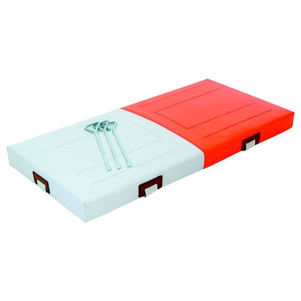 Champro PVC Quilted Double First Base