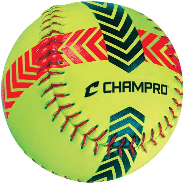 Champro Striped Training Softball Set (Set of 2)