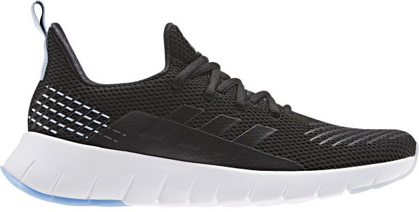 Adidas Women's Asweego Black Running Shoes