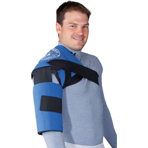 Pro Ice Adult Shoulder/Elbow Cold Therapy Wrap