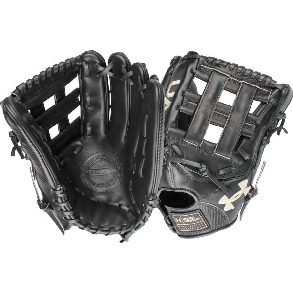 Under Armour Flawless Series Black 12.75