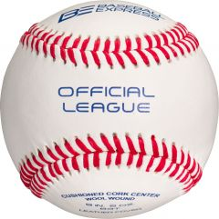 Baseball Express Official League Baseball (Dozen)