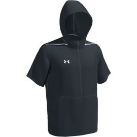 Under Armour Men's EVO Short Sleeve Cage Jacket