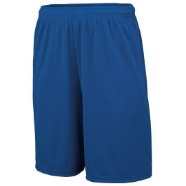 Augusta Youth Training Shorts With Pockets