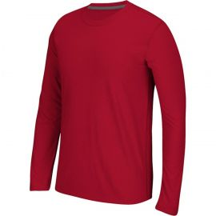Adidas Youth Climalite Long Sleeve T-Shirt