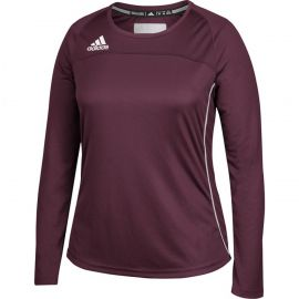 Adidas Women's Climacool Utility Long Sleeve Jersey