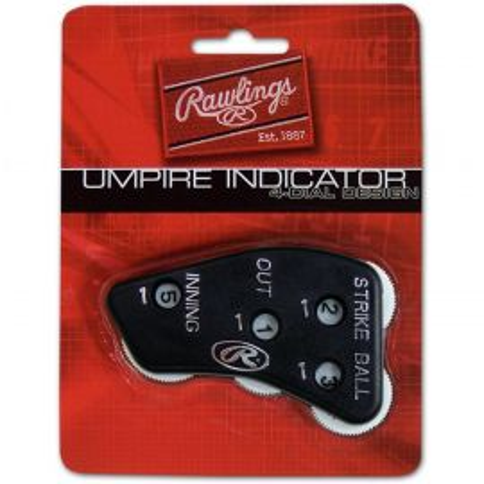 Rawlings 4-in-1 Umpire Indicator