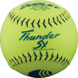 "Dudley 11"" Thunder SY Classic W USSSA Slowpitch Softball"