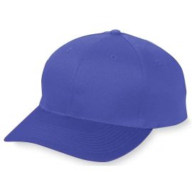 AUGUSTA SIX-PANEL COTTON TWILL LOW-PROFILE CAP-YOUTH