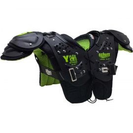 Schutt Youth Y Flex 4.0 Shoulder Pads