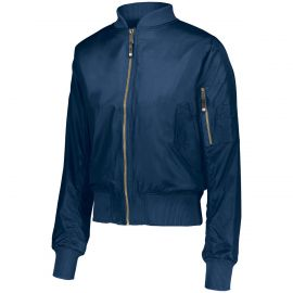 Augusta Ladies Flight Bomber Jacket