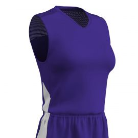 Champro Womens Block Basketball Jersey