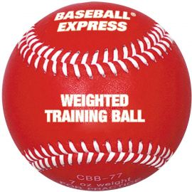 Baseball Express Weighted Training Ball