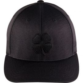 Rawlings Black Clover Out Stretch Fit Hat