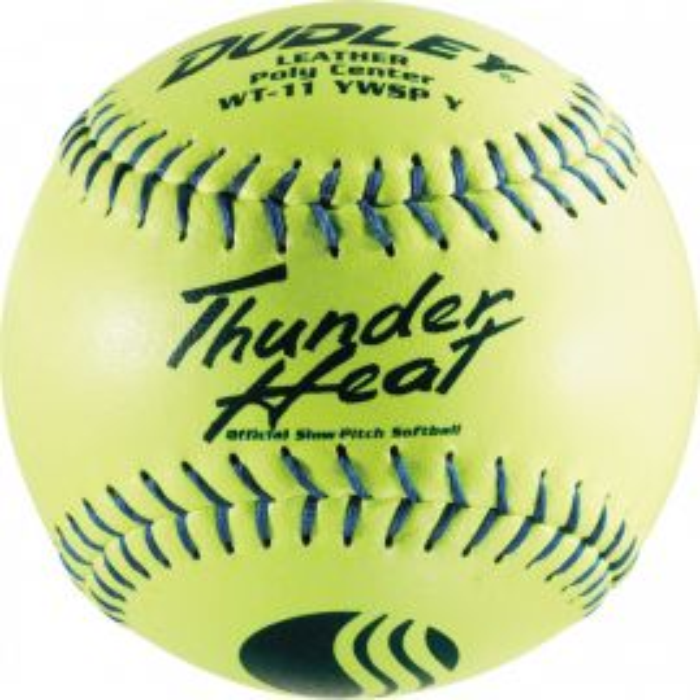 "Dudley 12"" USSSA Classic Slowpitch Softball (Dozen)"