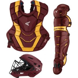 Easton Adult Elite X Catcher's Set