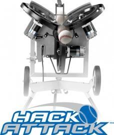 TRIGON HACK ATTACK BASEBALL PITCHING MACHINE