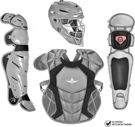 All Star Adult Nocsae System7 Axis Catcher's Set