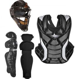 """All-Star Fastpitch Series 12.5"""" Catcher's Set (Ages 7-9)"""