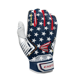 Easton Ghost Fastpitch Women's Stars & Stripes Batting Gloves