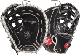 "Rawlings HOH Softball 12.5"" Fastpitch Firstbase Mitt"