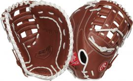 "Rawlings R9 Series 12.5"" Fastpitch Firstbase Mitt"