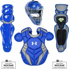 Under Armour Youth Pro 4 Series Catcher's Set