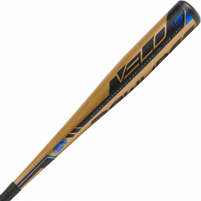 Rawlings 2019 Velo Hybrid -5 USSSA Baseball Bat 2 5/8