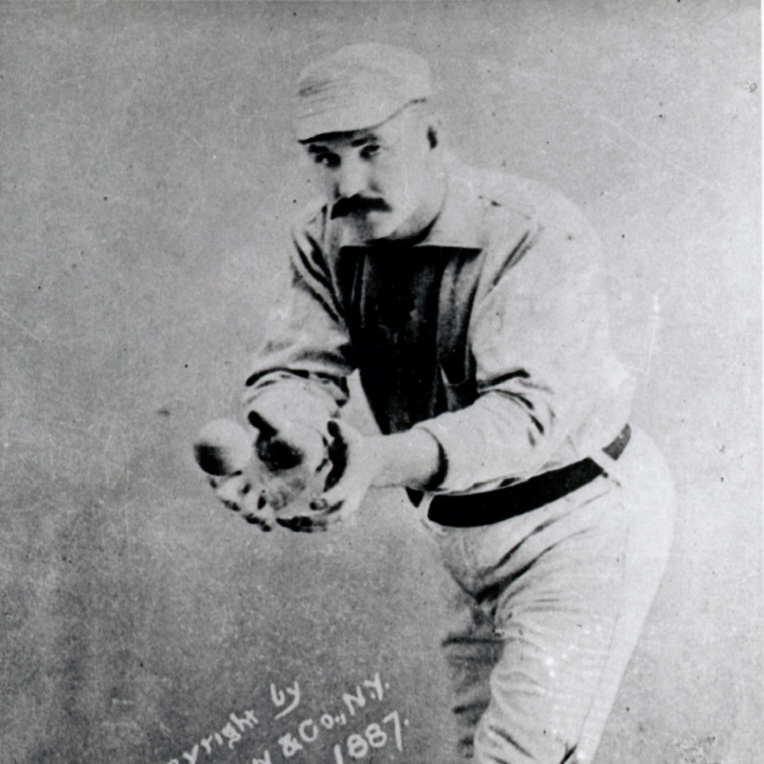 Baseball's Secret Irish History