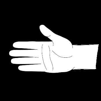 Goalie Glove Fingertips