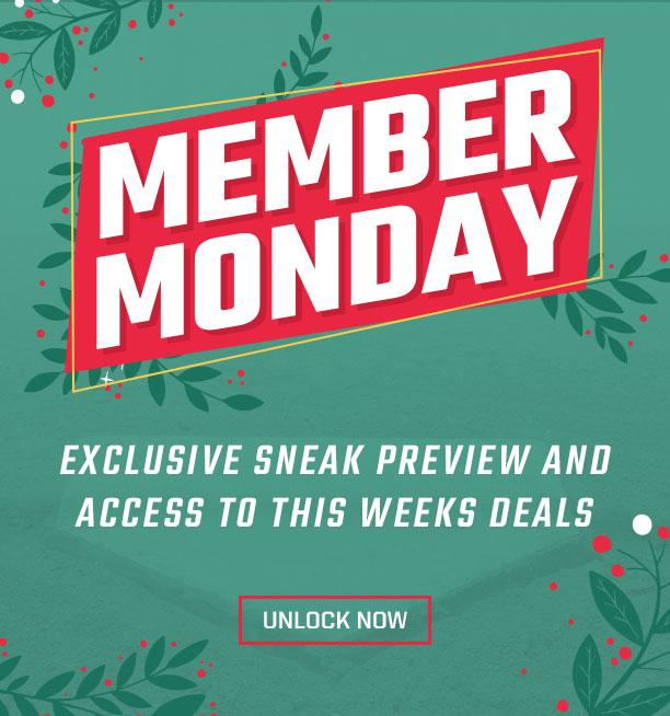 Member Monday - Sneak Peak At Deal of the Day
