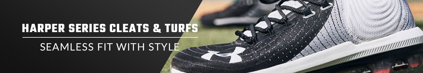 Under Armour Bryce Harper Footwear