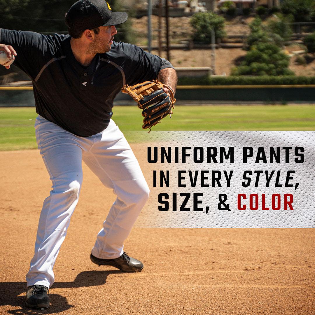 Baseball Uniform Pants