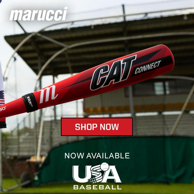 Marucci 2021 CAT9 USA Baseball Bats