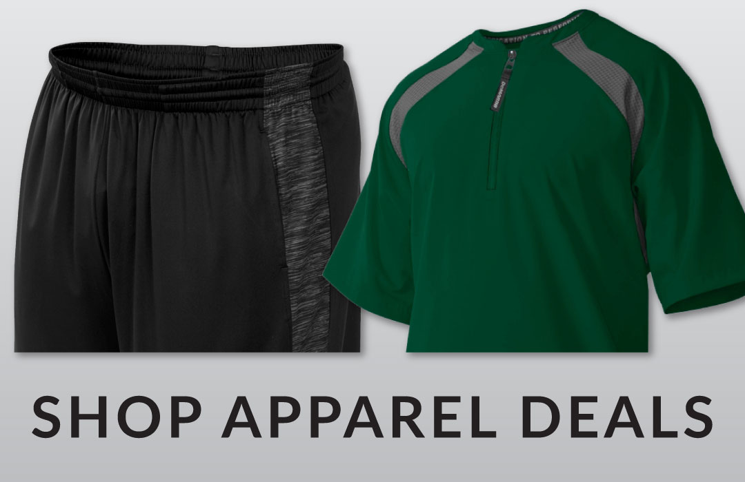 Baseball Apparel Deals