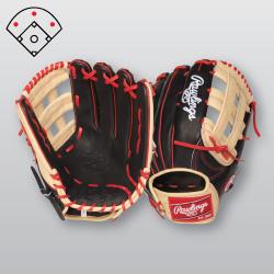 Baseball Outfielder's Gloves