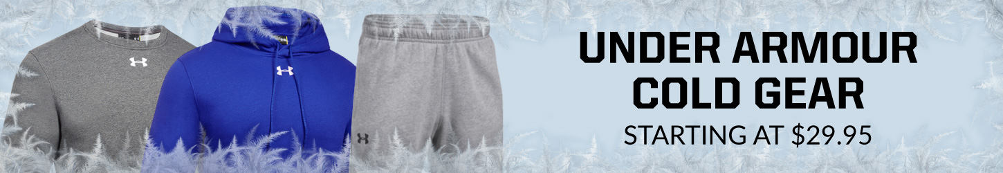 Under Armour Cold Gear Apparel
