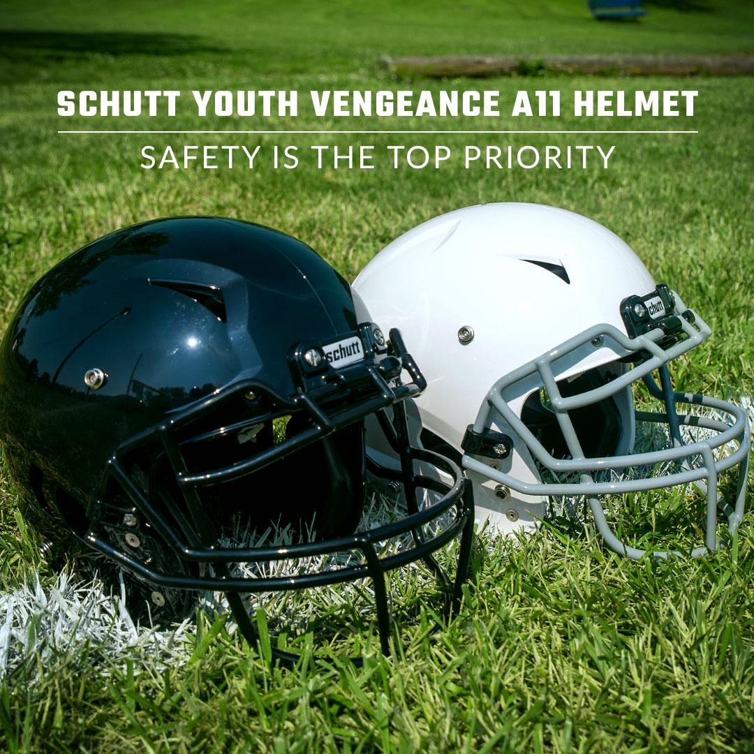 Schutt Youth Football Helmets