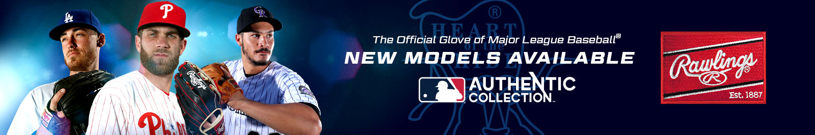 Rawlings Opening Day 2020 - New Glove Models