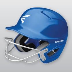 Softball Helmets & Batting Gloves
