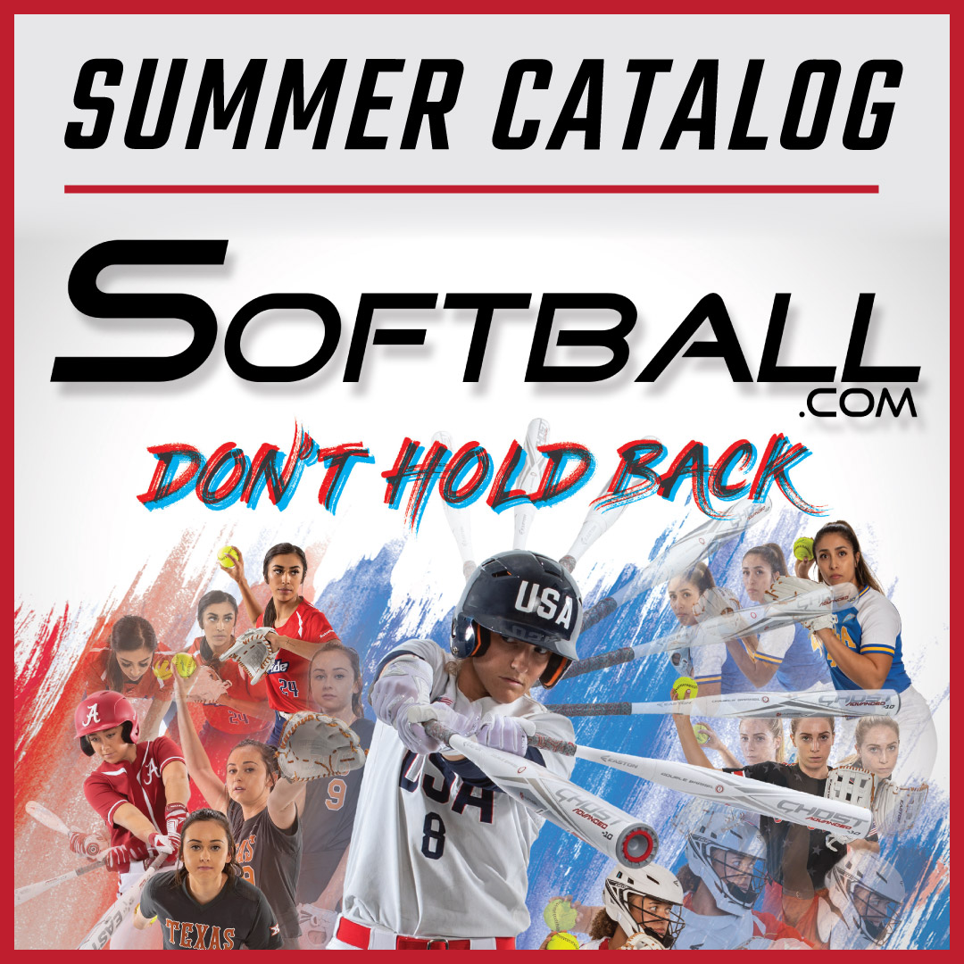 2020 Summer Softball Catalog