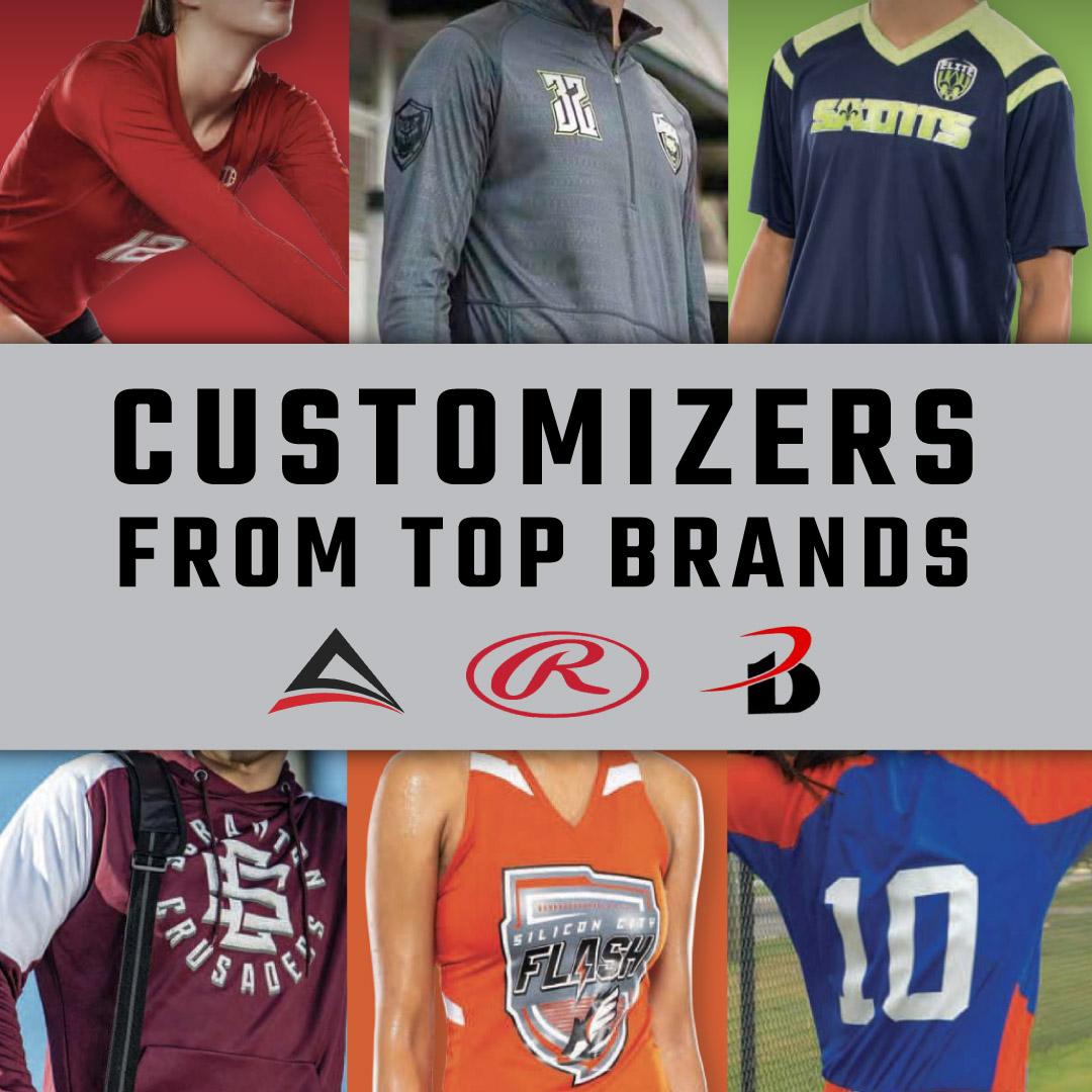 Customizers | Index