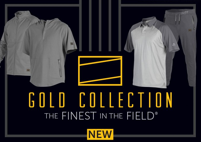Rawlings Gold Collection Apparel
